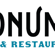 This is the restaurant logo for El Monumento