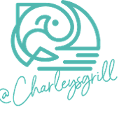 This is the restaurant logo for Charley's Ocean Grill