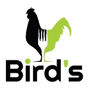 This is the restaurant logo for Bird's
