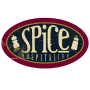 This is the restaurant logo for Spice Hospitality