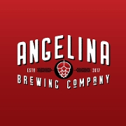 This is the restaurant logo for Angelina Brewing Company
