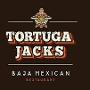 Restaurant logo for Tortuga Jacks