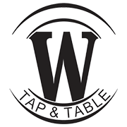 This is the restaurant logo for Walker's Tap & Table