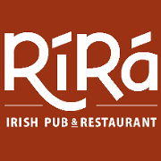This is the restaurant logo for Ri Ra