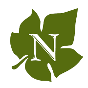This is the restaurant logo for The Nook on Piedmont Park