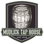 This is the restaurant logo for Mudlick Tap House
