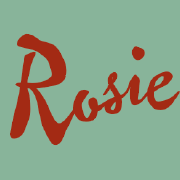 This is the restaurant logo for Rosie Cannonball