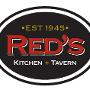 Restaurant logo for Red's Kitchen and Tavern