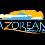 This is the restaurant logo for Azorean Restaurant & Bar