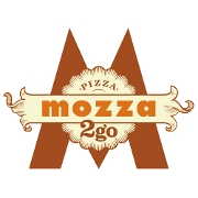 This is the restaurant logo for Mozza2Go: