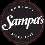 Restaurant logo for Sampa's Pizza Cafe