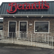 This is the restaurant logo for Berardi's Family Kitchen