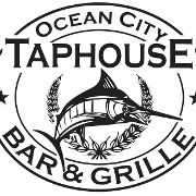 This is the restaurant logo for 45th Street Taphouse Bar and Grille