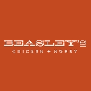 This is the restaurant logo for Beasley's Chicken + Honey