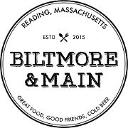 This is the restaurant logo for Biltmore & Main