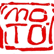 This is the restaurant logo for moto-i