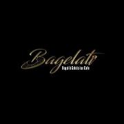 This is the restaurant logo for Bagelati-Cinnaminson