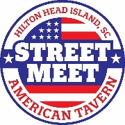This is the restaurant logo for Street Meet The American Tavern