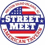 Restaurant logo for Street Meet The American Tavern