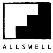 This is the restaurant logo for Allswell