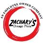 Restaurant logo for Zachary's Chicago Pizza