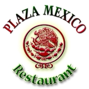 This is the restaurant logo for Plaza Mexico of Fallston
