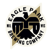 This is the restaurant logo for Eagle Park Brewing Company