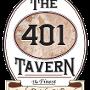 Restaurant logo for 401 Tavern