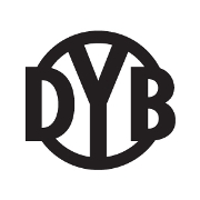 This is the restaurant logo for District Brew Yards