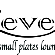 This is the restaurant logo for Level a Small Plates Lounge