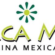 This is the restaurant logo for Guaca Mole