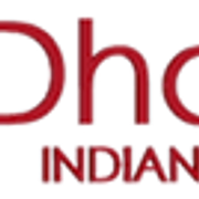 This is the restaurant logo for Dhaba