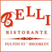 This is the restaurant logo for Belli