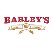 This is the restaurant logo for Barley's Tap Room & Pizzeria