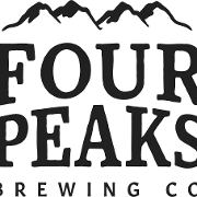 This is the restaurant logo for Four Peaks Brewing Co.