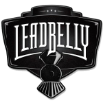 This is the restaurant logo for LeadBelly