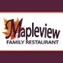 Restaurant logo for Mapleview Family Restaurant