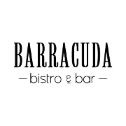 This is the restaurant logo for Barracuda Bistro & Bar