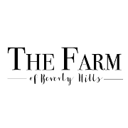 This is the restaurant logo for The Farm of Beverly Hills