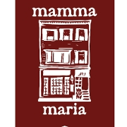 This is the restaurant logo for Mamma Maria