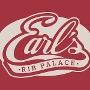 Restaurant logo for Earl's Rib Palace