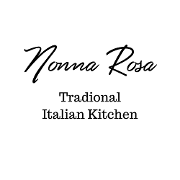 This is the restaurant logo for Nonna Rosa Traditional Italian Kitchen