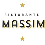 This is the restaurant logo for Massimo