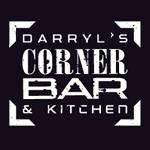 This is the restaurant logo for Darryl's Corner Bar & Kitchen