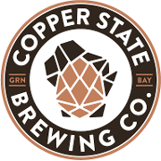 This is the restaurant logo for Copper State Brewing Co
