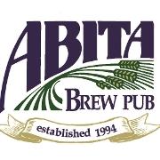 This is the restaurant logo for Abita Brew Pub