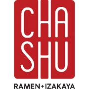 This is the restaurant logo for Chashu Ramen + Izakaya