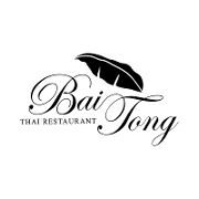 This is the restaurant logo for Bai Tong Thai