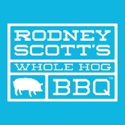 This is the restaurant logo for Rodney Scott's Whole Hog BBQ