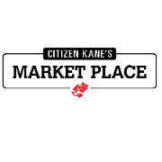 This is the restaurant logo for Citizen Kane's Marketplace